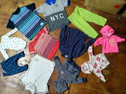 Stock Lot Mix Children Garment