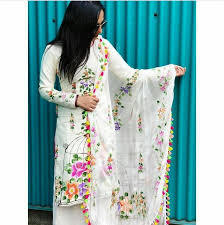 Summer Fancy Ladies Designer Suits