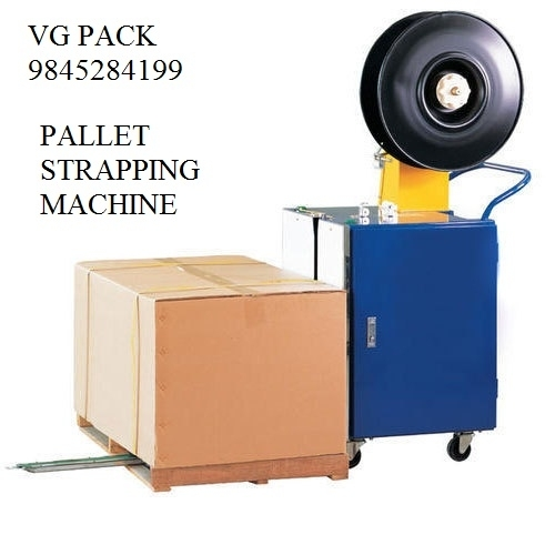 Industrial Pallet Strapping Machines