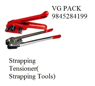 Portable Hand Strapping Tensioners