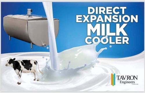 Direct Expansion Bulk Milk Cooler