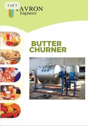 Heavy Duty Butter Churner