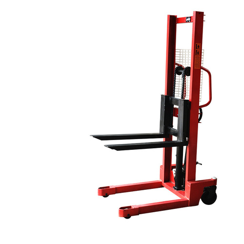 Heavy Duty Manual Hydraulic Stacker Certifications: Iso9001