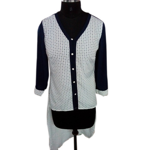 Ladies Fancy Cotton Kurti