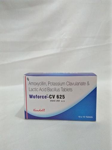 Woforce-CV 625 Tablet