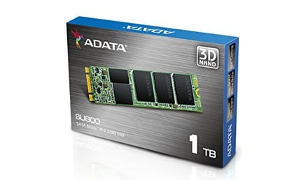 Adata Su800 M.2 2280 1Tb Ultimate 3D Nand Up To 560 Mb/S Solid State Drive (Asu800Ns38-1Tt-C)  Warranty: 12