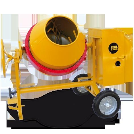 Concrete Mixer Machine Drum