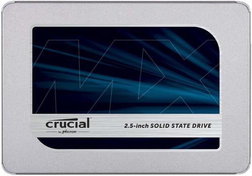 Crucial MX500 1TB 3D NAND SATA 2.5 Inch Internal SSD-CT1000MX500SSD1