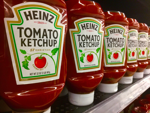 High Grade Tomato Ketchup (Heinz) at Price 10 EUR/Carton in Aarsleve