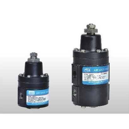 Stainless Steel Double Air Lock Valve