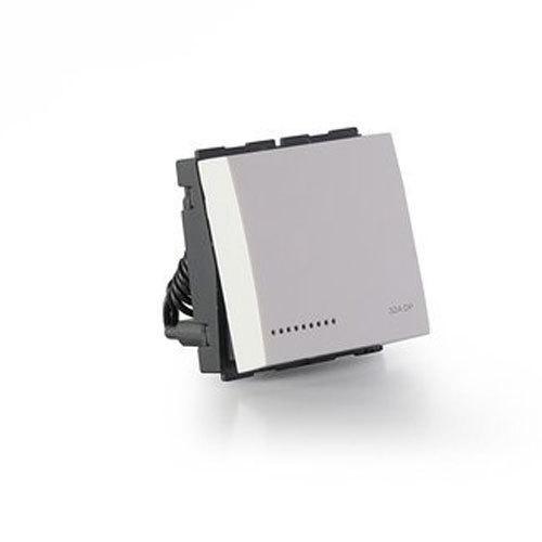 Grey Fine Quality 32 Amp Electrical Switch