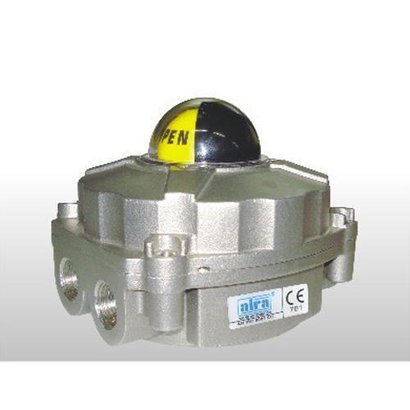 Silver Flame Proof Micro Limit Switch Box