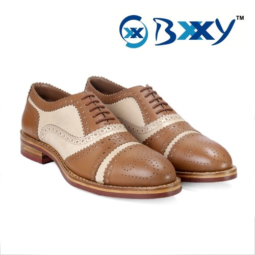 Goodyear Welted Shoes On Dai Nite Sole