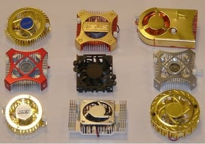 High Quality Electric CPU Coolers