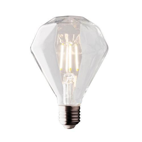 Led Globe Diamond Light Color Temperature: 2700-3000 Kelvin (K)