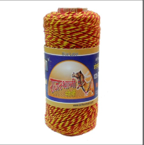 Rajasthani Moli Blue Lable