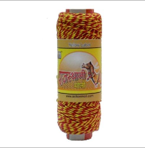 Rajasthani Moli Yellow Lable