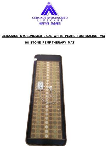 161 Mix Jade Stone Pemf Mat