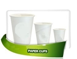 Biodegradable And Compostable Paper Cups