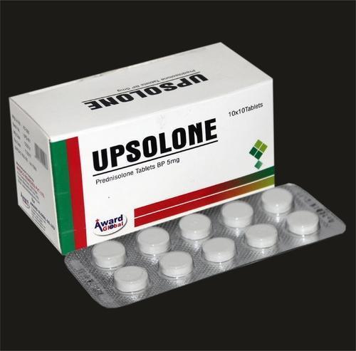 Upsolone Tablets (Prednisolone)