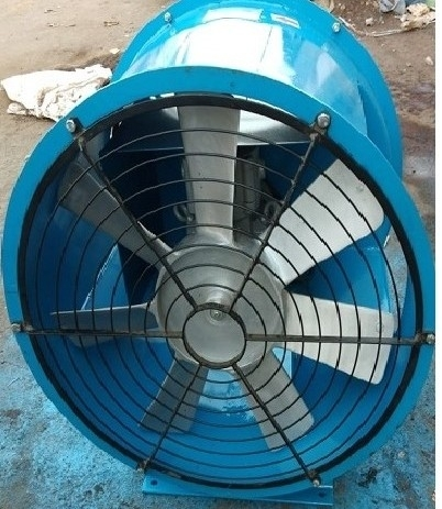 Heavy Duty Industrial Exhaust Fan - Airpro Industries India