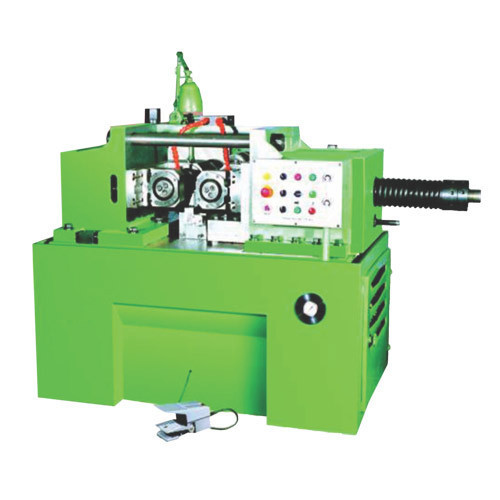 Highly Durable Thread Rolling Machine