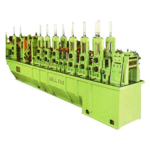 Welded Tube Mill Machine