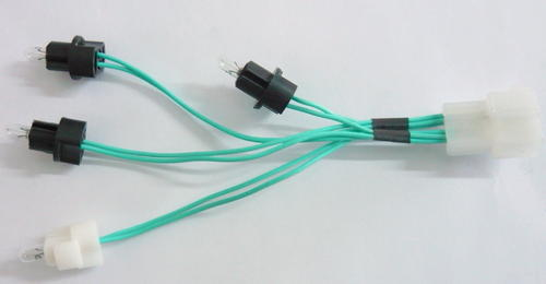 Electric Wiring Harness For Lamp Holder