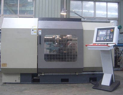 Cnc Spinning Machine Metal Spinning Machine Certifications: Ce