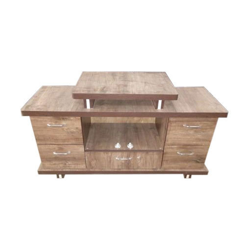 Excellent Finish Wooden Tv Trolley At Best Price In Pune