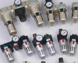 Filter Regulator Lubricator (Frl) Combination
