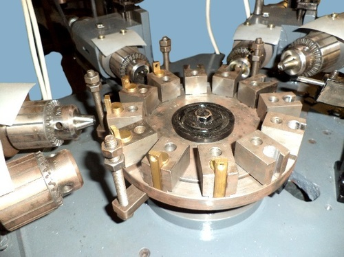 Second Operation Machinery
