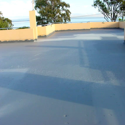 Roof Waterproofing Cum Heat Reduction Treatment Services