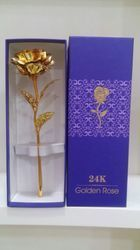 Highly Demanded Gold Plated Rose