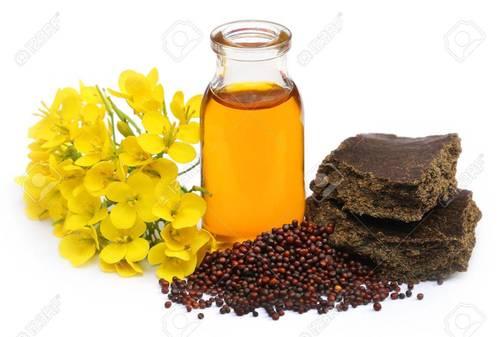 Mustard Oil Cake