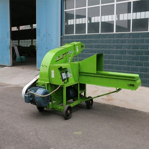 Silage Machine For Maize Corn Silage Chopping