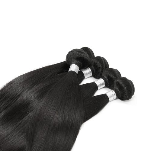 Raw Indian Human Hair Weaving