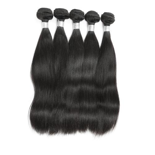 Virgin Brazilian Human Hair Extensions
