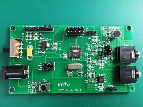 MA2400-P2-DB-V2 Demo Board