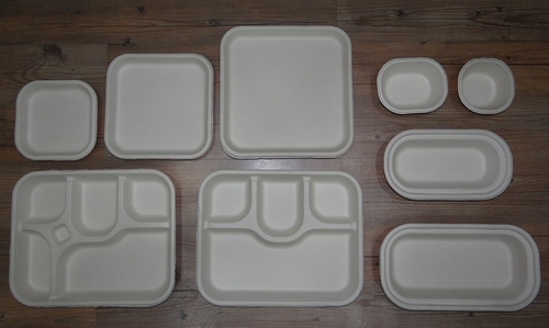 Biodegradable Plates, Biodegradable Plates Manufacturers