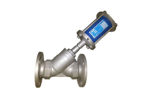 Cylinder Operated Y - Type Control Valve