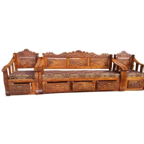 Fancy Wooden Sofa Set In Pune Maharashtra Sunil Sharma Furniture