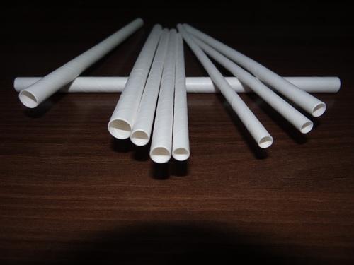 White Eco Friendly Straw