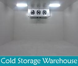 Cold Storage Warehouse