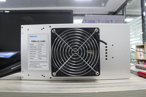 Peltier Air Conditioner For Cabinet SD-200-24 in Changsha, Hunan