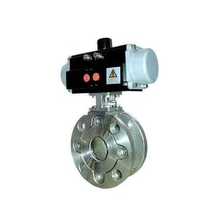 Compact Ball Valves Wafer Type