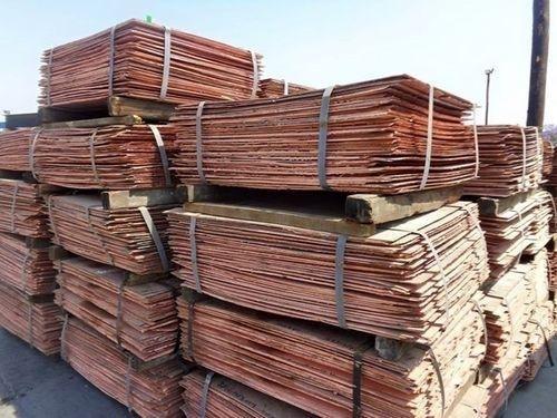 High Quality Copper Cathode 99.99%