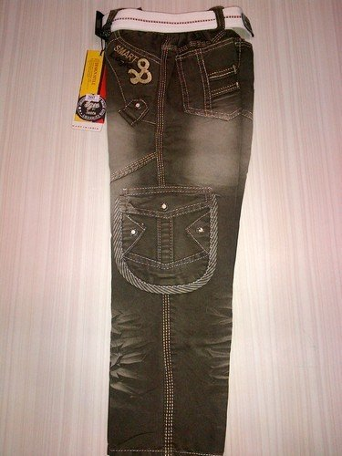 Boy'S Faded Cargo Pant