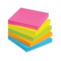 Colour Sticky Notes Pad