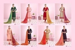 Heavy Embroidered Salwar Suit